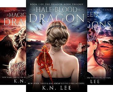 747a889f8e9 Dragon Born Trilogy (6 book series) Kindle Edition