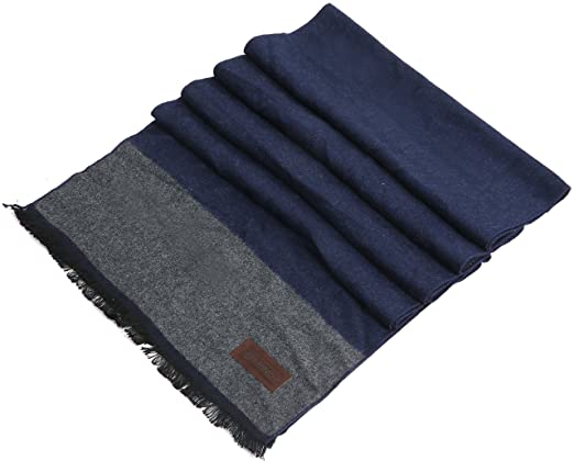 Marino's Winter Cashmere Feel Men Scarf