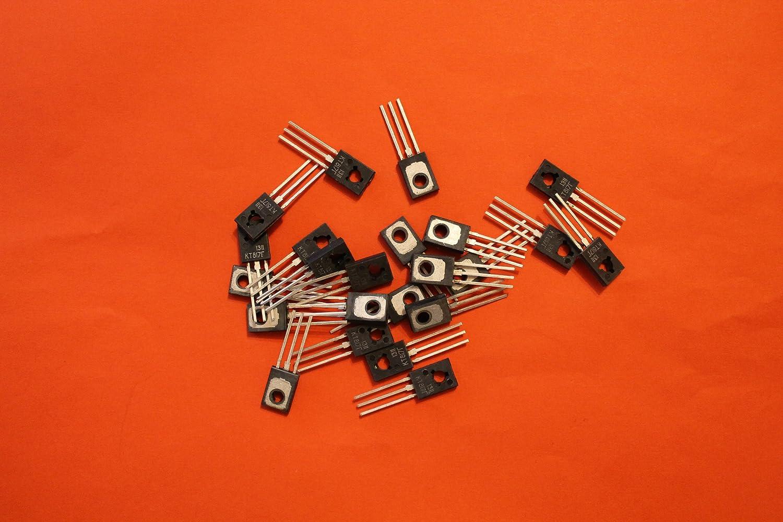 Transistors Silicon KT819G Analogue 2N5496 2N6292 BD711 USSR 4 pcs BD537 BD203
