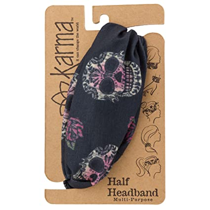 Amazon.com  Karma Gifts Half Headband cd2385c742f