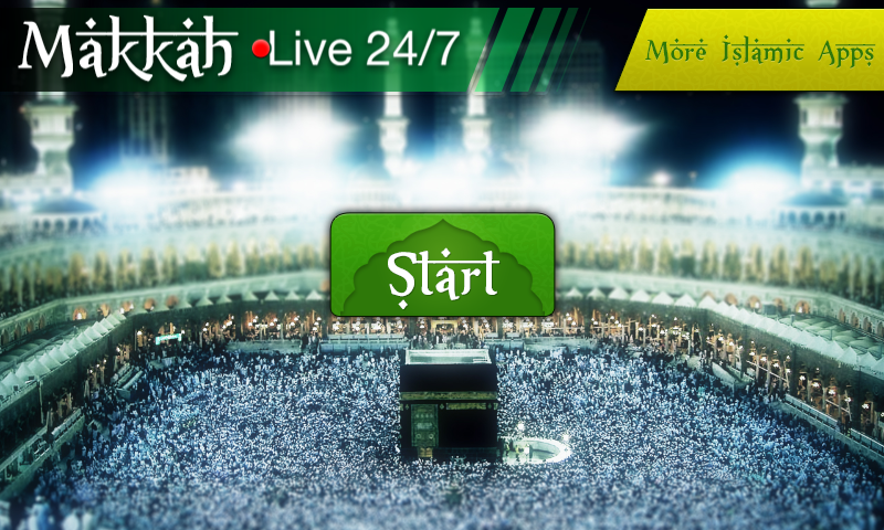 Amazon Com Makkah Live 24 7 Appstore For Android