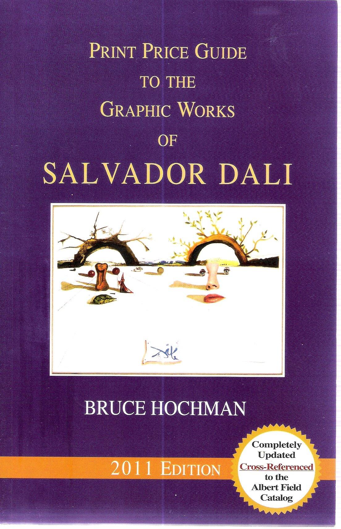 The salvador dali gallery books & catalogs.