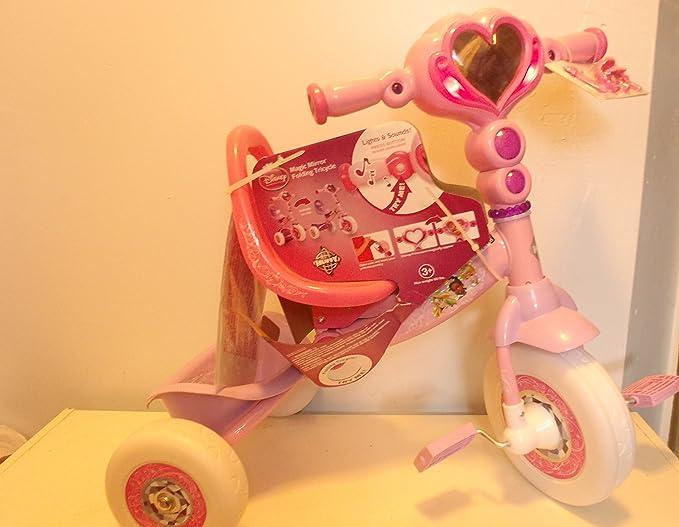 Amazon.com: Huffy luces y sonidos – Triciclo plegable ...