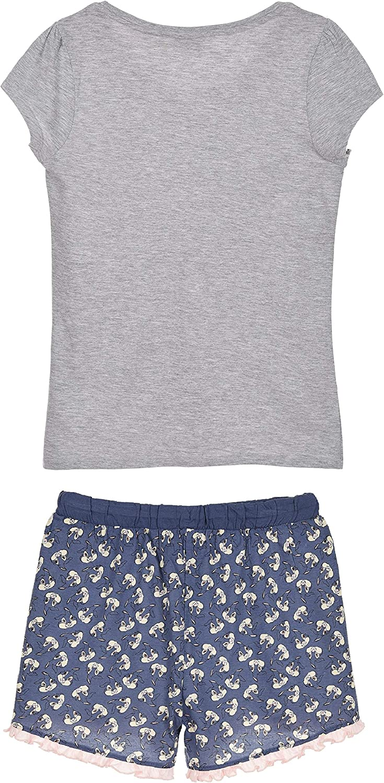Disney Bambi Woman Short Pajamas