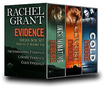 Evidence Series Box Set Volume 2: Books 4-6