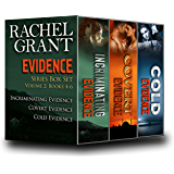 Evidence Series Box Set Volume 2: Books 4-6