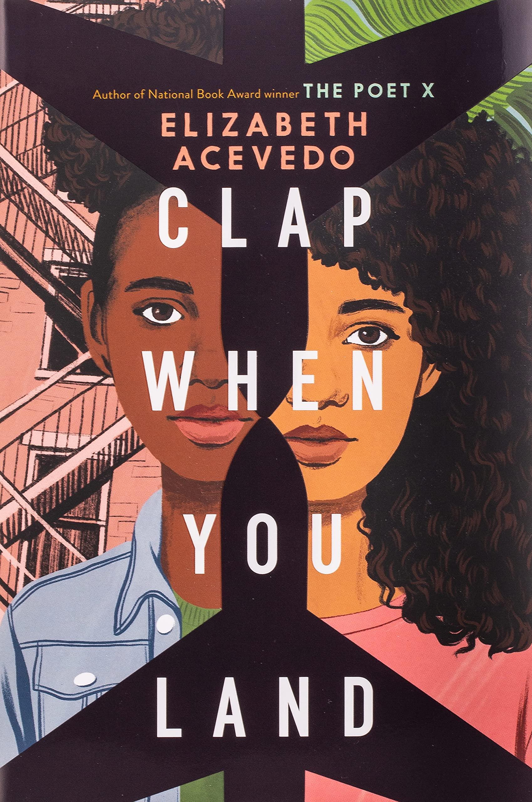 Amazon.com: Clap When You Land: 9780062882769: Acevedo, Elizabeth: Books