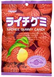 Japanese Fruit Gummy Candy from Kasugai - Lychee - 102g