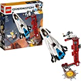 LEGO Overwatch Watchpoint: Gibraltar 75975 Playset Toy