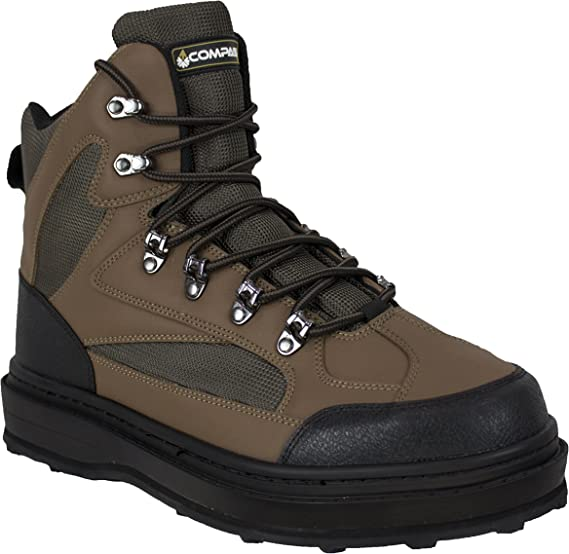 Compass 360 Ledges Cleated Sole Wading Shoes