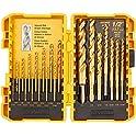 21-Piece Dewalt DW1342 Titanium Drill Bit Set