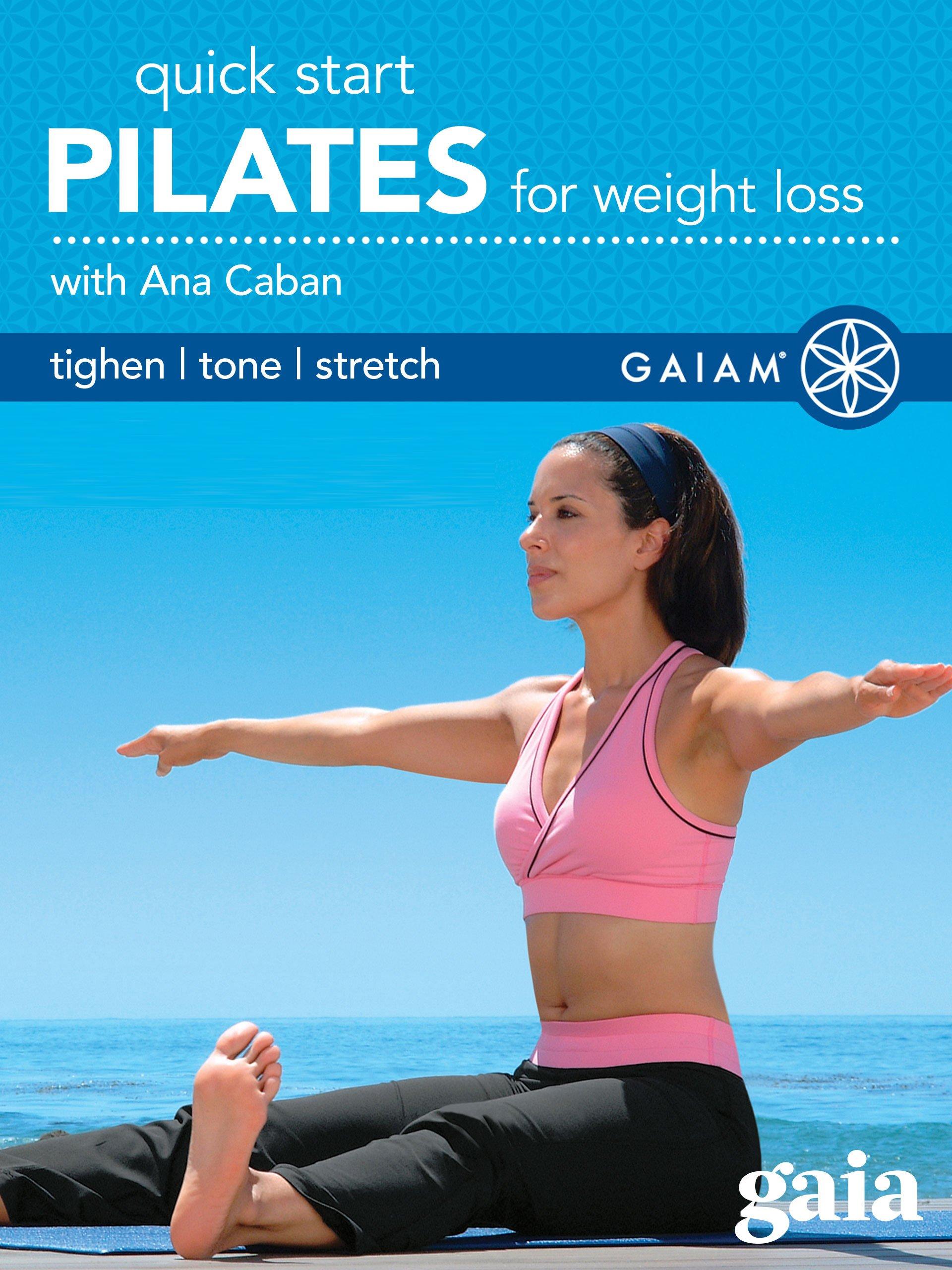 Pilates For Weight Loss Ana Caban Weightlosslook