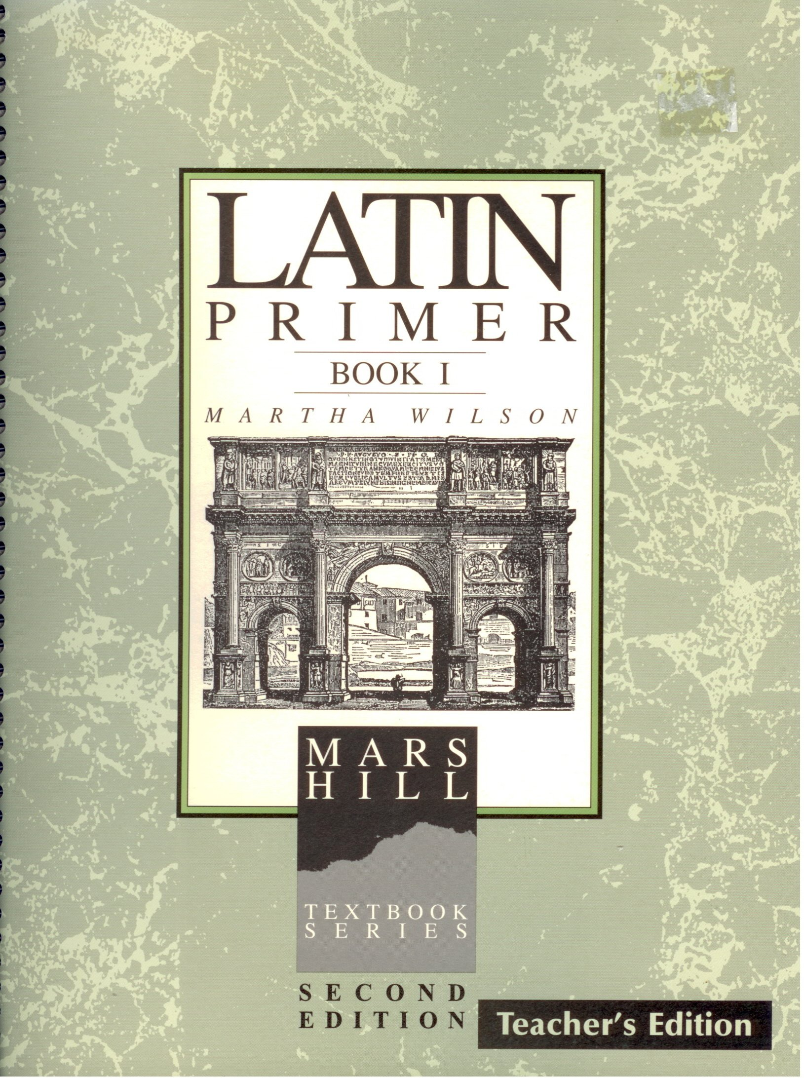 Latin Primer Book 1, 2nd Edition, Teacher's Edition (2001) ebook
