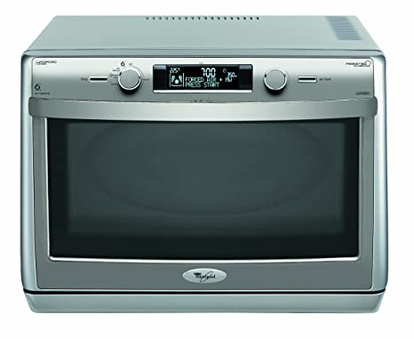 Whirlpool JetChef JT379/IX Microonde Crisp combinato, Inox: Amazon ...