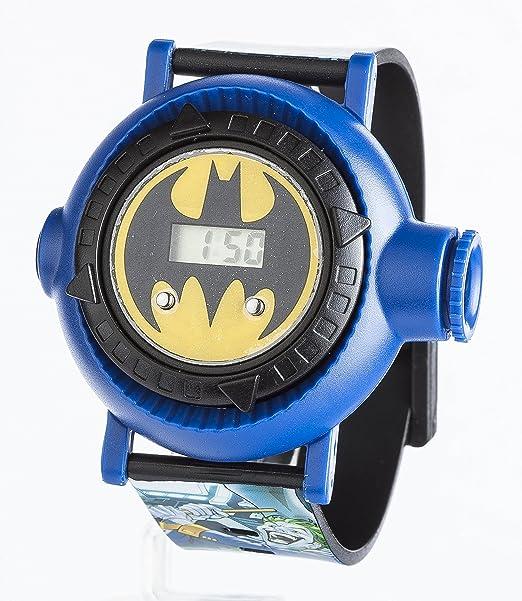 Batman Reloj Digital para Nios de Cuarzo con Correa en plástico BAT13DC: Amazon.es: Relojes