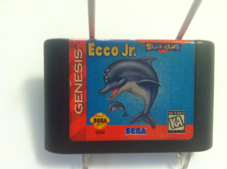 Ecco Jr. - Sega Genesis