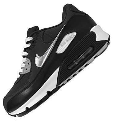 newest 75f86 aa821 Nike Fake Fur Sure Air Max 90 – Homme – 309299 043 – Homme Black Size