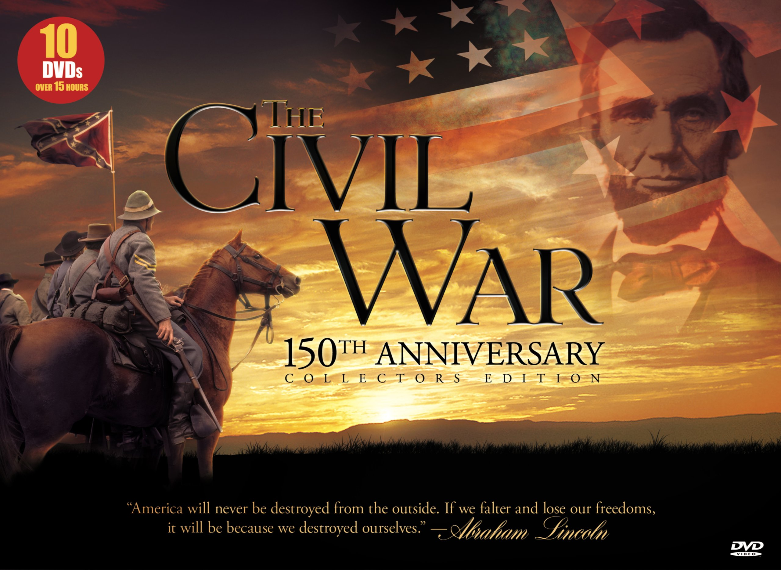 The Civil War: 150th Anniversary Collector's Edition by Image Entertainment
