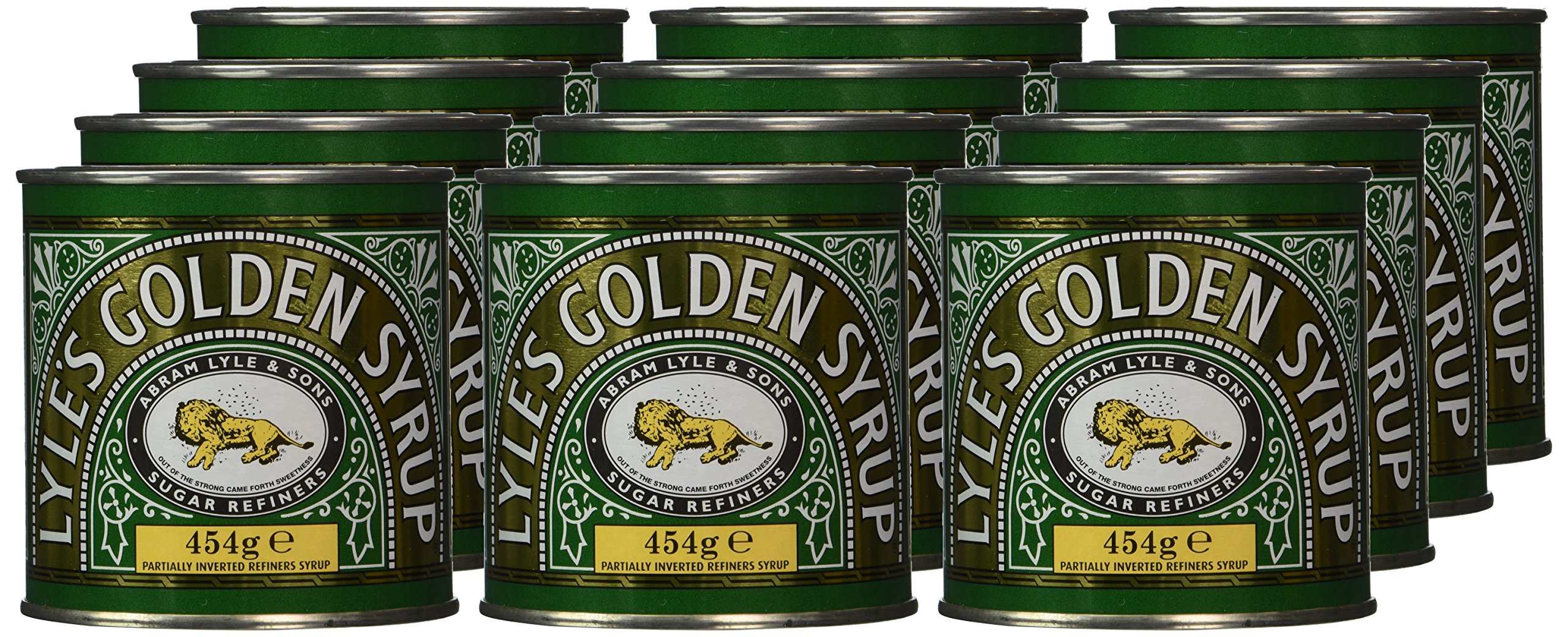 Tate & Lyle Golden Syrup - Case of 12 X 454 Gram Containers by Tate & Lyle (Image #2)