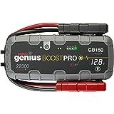 NOCO GB150 Genius UltraSafe Démarreur/Chargeur de Batterie lithium - 12 V, 4000 Amp