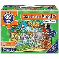 Orchard Toys Ormanda Kimler Var? Puzzle 3 Yaş +