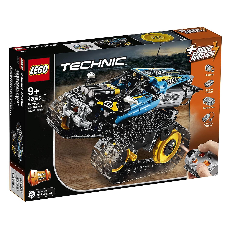 bunt Lego 42095 Technic Ferngesteuerter Stunt-Racer