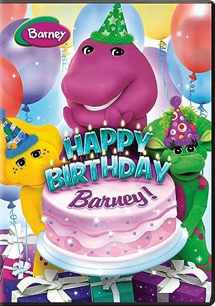 Amazoncom Barney Happy Birthday Barney Heather Graham Boogie