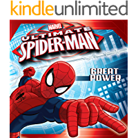 Ultimate Spider-Man:  Great Power (Marvel Storybook (eBook))
