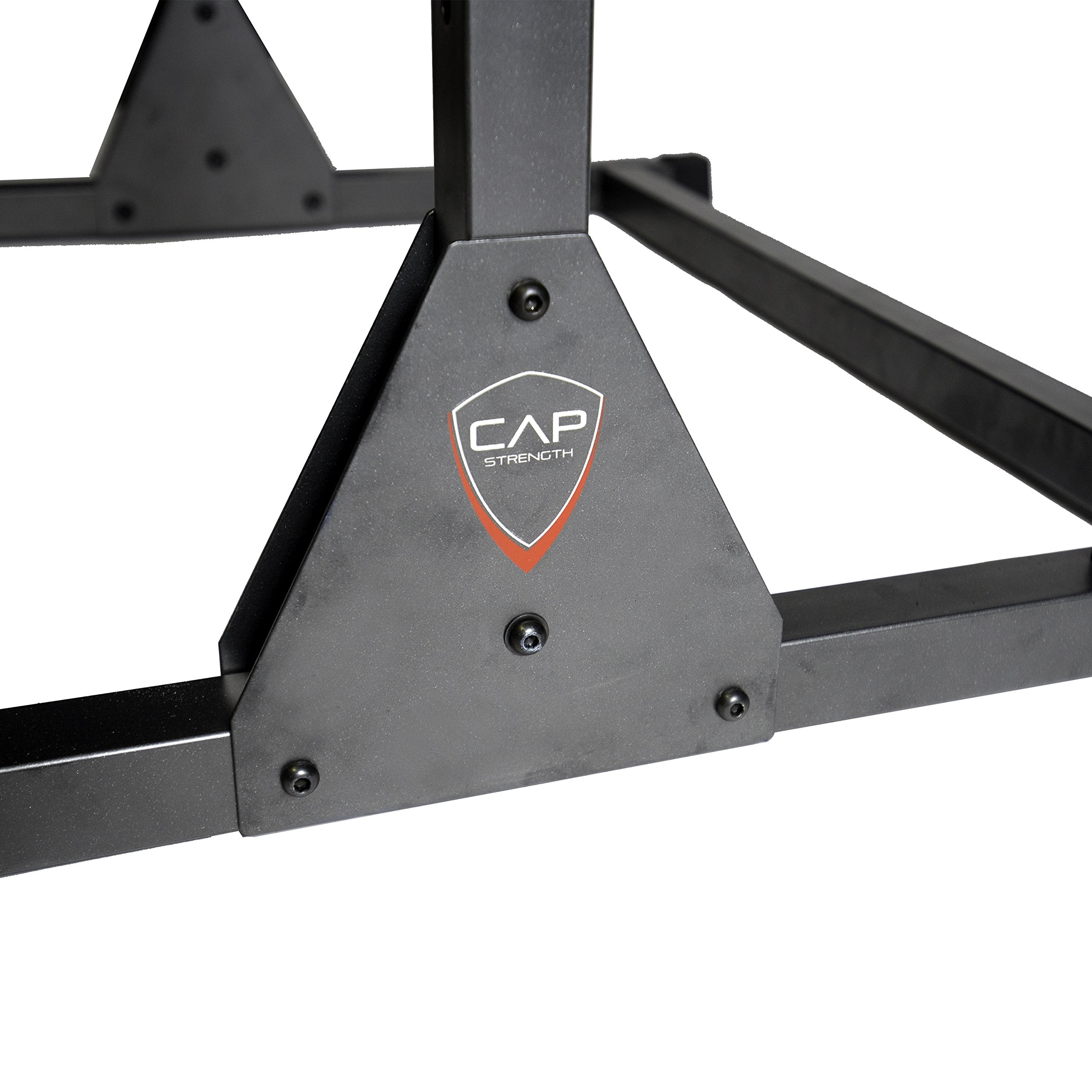 CAP Barbell Power Rack Exercise Stand, Multiple Colors by CAP Barbell (Image #7)