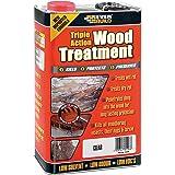 Everbuild LJUN05 5 Litre Lumberjack Triple Action Wood Treatment