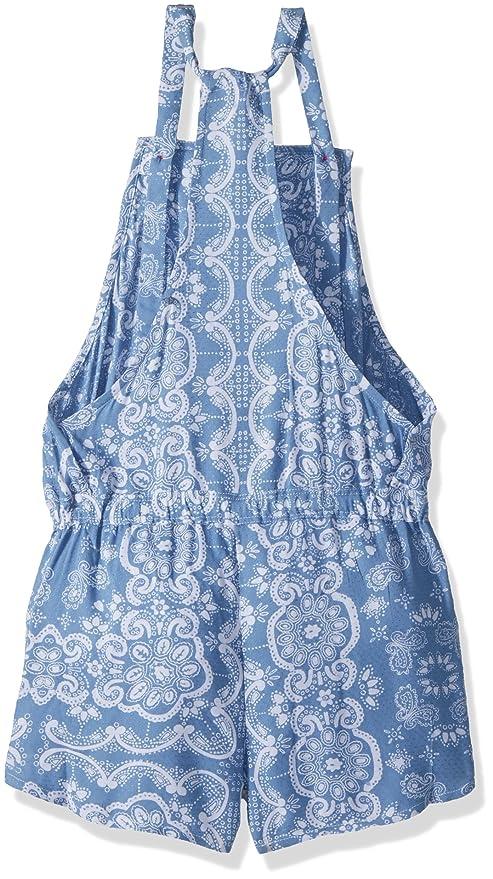 Roxy Niñas Salt Memory Cover-up Romper Salida para traje de ...