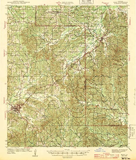 Updated 1935 19.8 x 16.5 in YellowMaps Oak Hill OH topo map 15 X 15 Minute 1912 Historical 1:62500 Scale