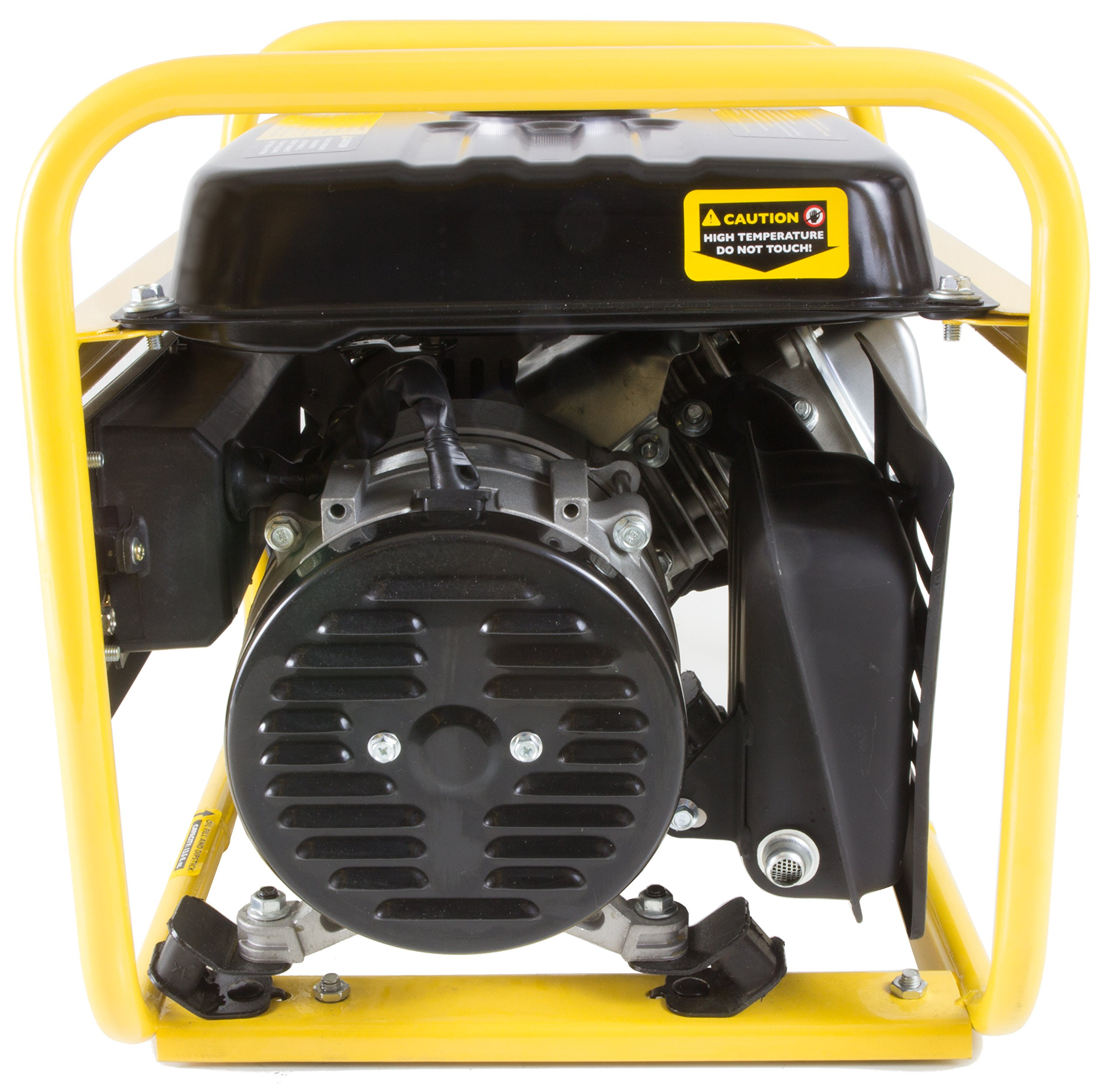 WEN 56180, 1500 Running Watts/1800 Starting Watts, Gas Powered Portable Generator, CARB Compliant by WEN (Image #4)