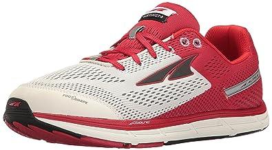 brand new 98165 a7cd6 Altra Men s Instinct 4 Running Shoe White Red 7 ...