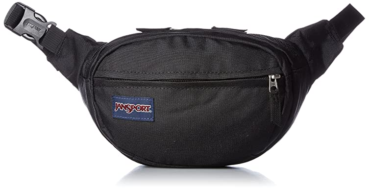 8c5d6f3944b Amazon.com  Jansport Fifth Ave Waist Pack (Black)  Clothing
