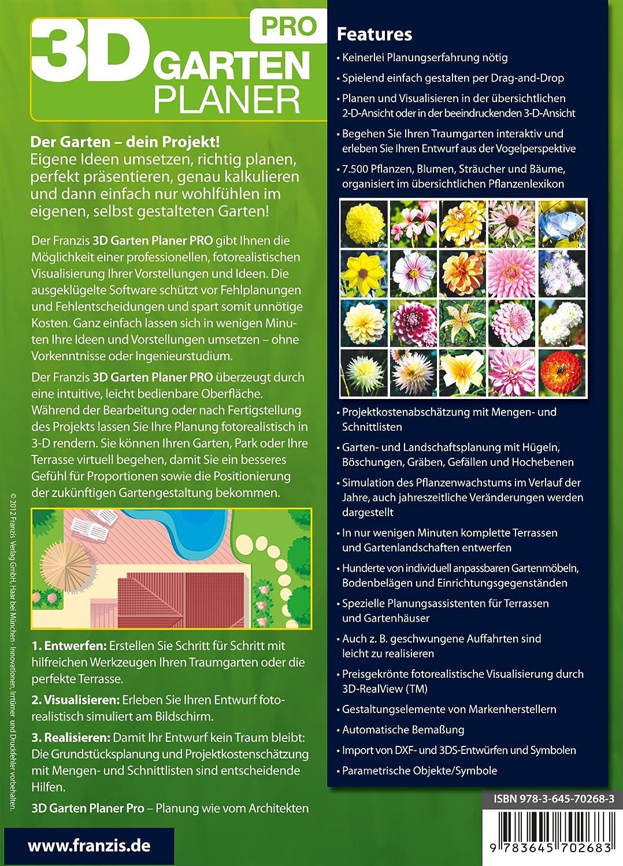 3D Garten Planer PRO: Amazon.de: Software