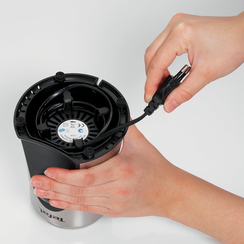 Moulinex LM125D31 Mini Blender Deluxe Multifonction M/étal