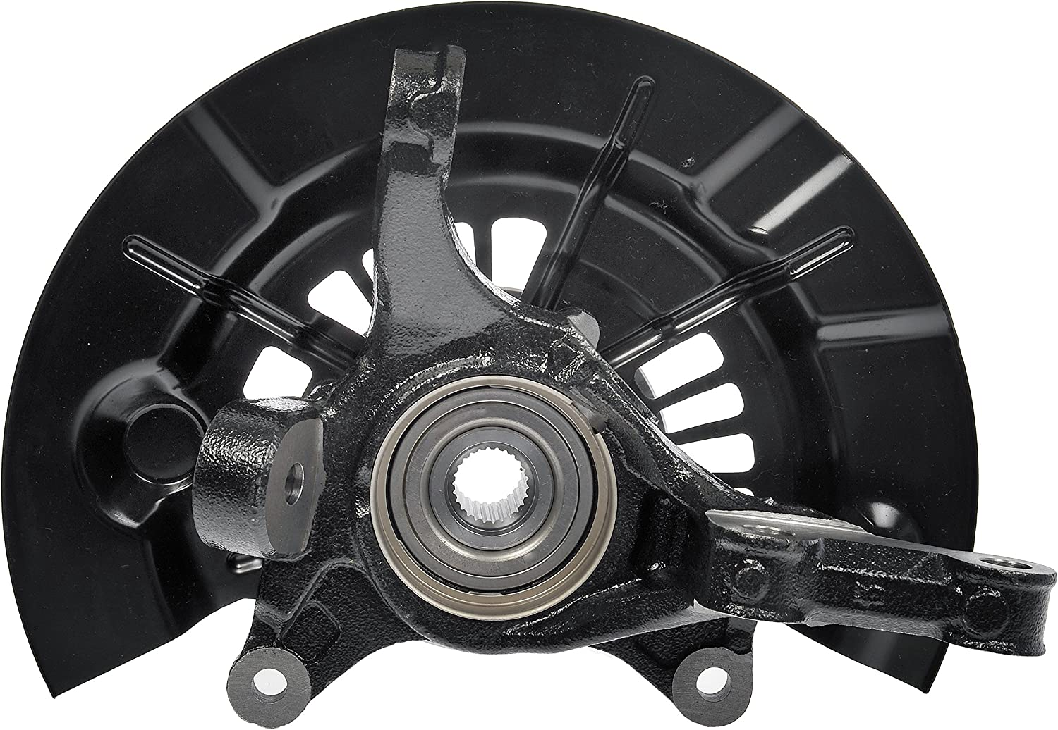 Dorman 698-383 Front Driver Side Loaded Steering Knuckle for Select Toyota Camry Models