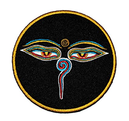 Amazon Art Nepal Wisdom Eyes Buddha Eyes Diy Applique