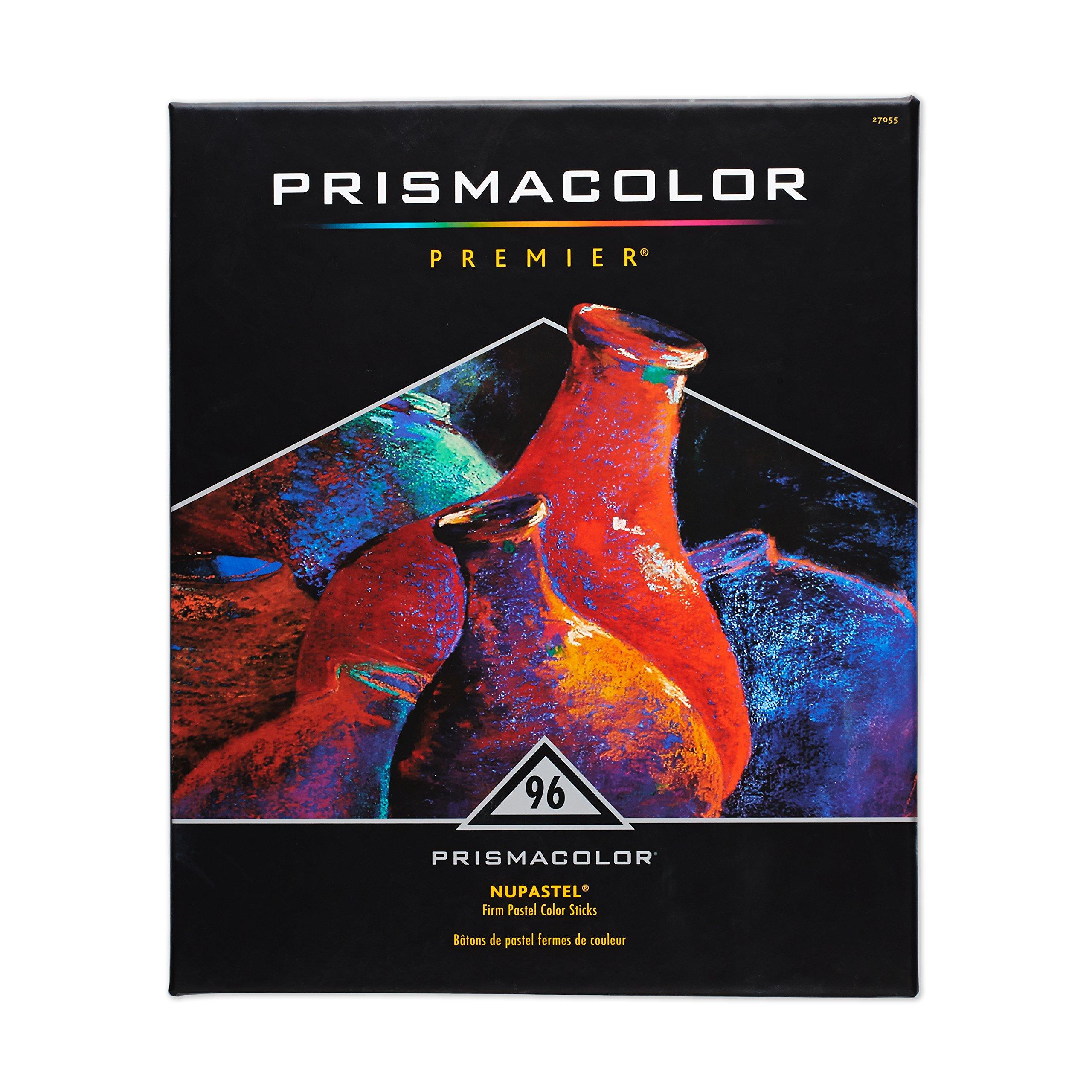 Prismacolor 27055 Premier NuPastel Firm Pastel Color Sticks, 96-Count by Prismacolor (Image #14)