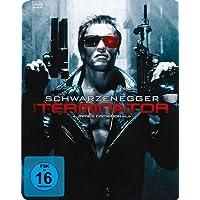 Terminator 1 - Steelbook [Alemania] [Blu-ray]