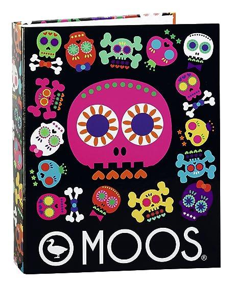 Moos Skulls - Carpeta anillas folio (Safta 511323657)