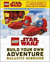 LEGO Star Wars Build Your Own Adventure Galactic