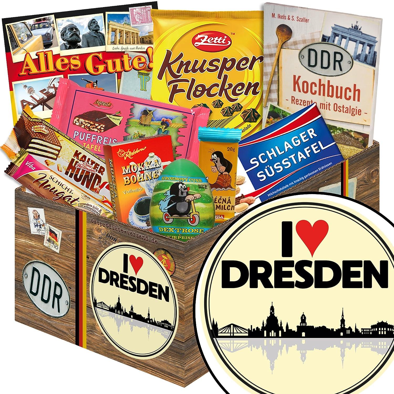 I love Dresden   Schokolade Set   Geschenk Korb   I love Dresden ...