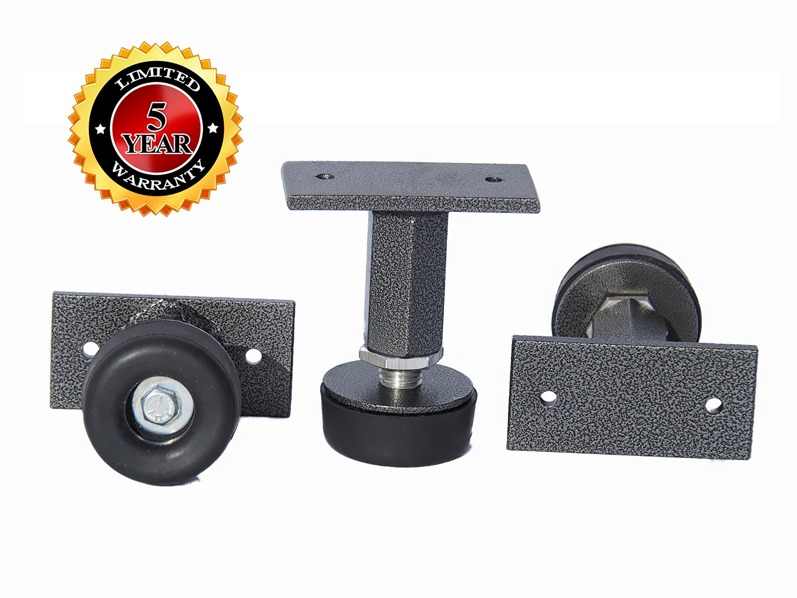Trailer Door Adjusters- 3 Set MADE IN THE USA! by Plattinum Products