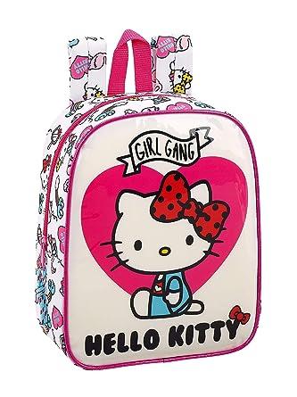 Hello Kitty Bolsito Bandolera, Color Rosa 27 cm 611816232: Amazon.es: Ropa y accesorios