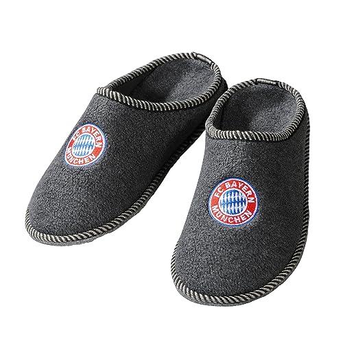 Bayern Munich - Sentait Pantoufles Avec Le Logo, 44