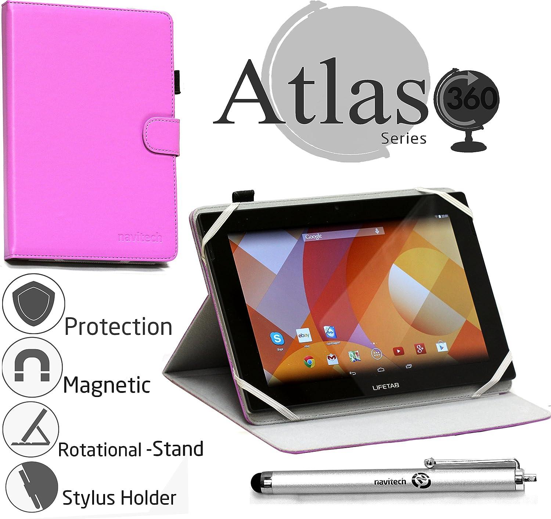 """Trekstor SurfTab Wintron Tablet 10.1/"""" pollici con rotazione a Universale Copertura"""