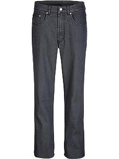 Roger Kent Herren 5-Pocket Jeans Denim mit Gürtel  Amazon.de  Bekleidung 21b3eb7faa
