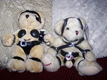 Pictures of bondage teddy bears